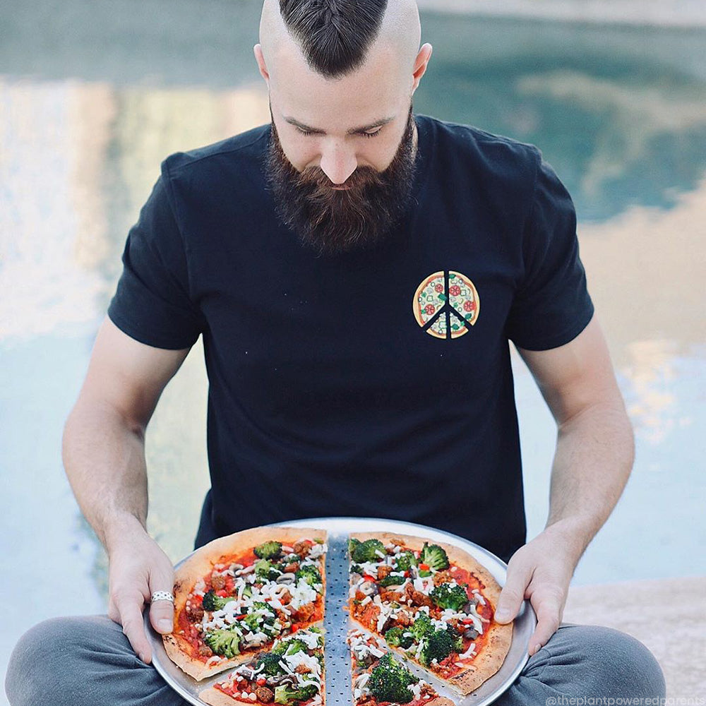Pizza Peace | T-Shirt