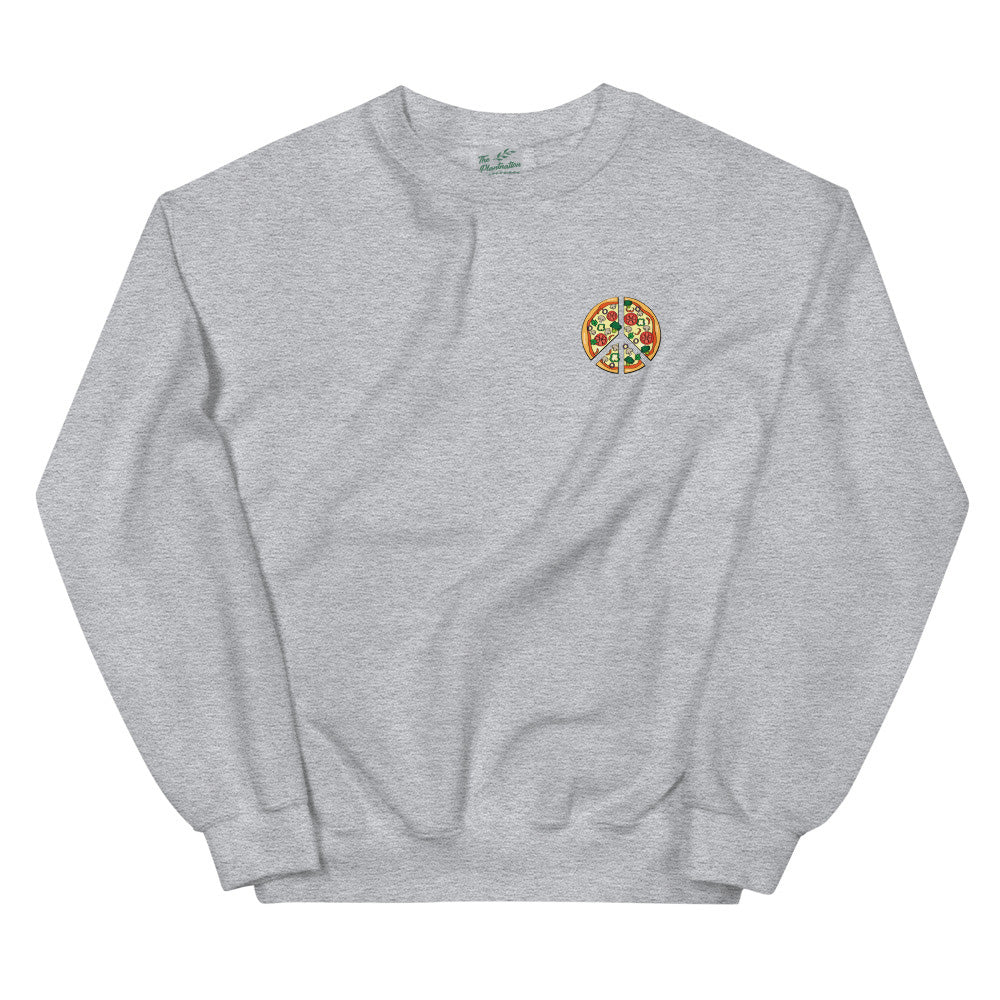Pizza Peace | Sweatshirt