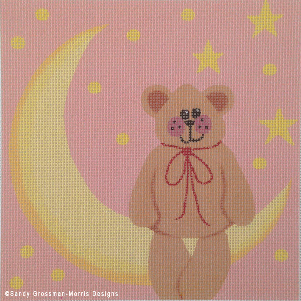 The Bear in The Moon