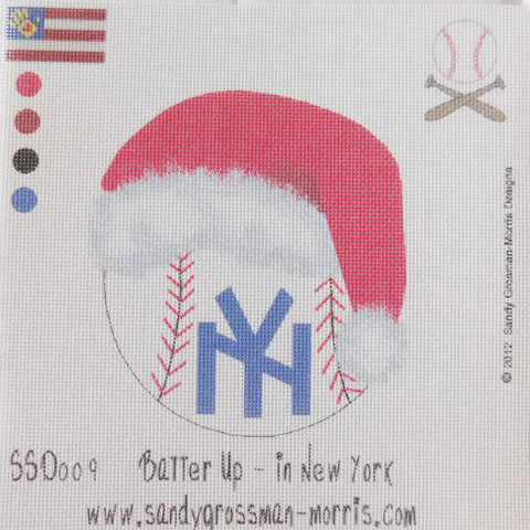 Batter Up - in New York