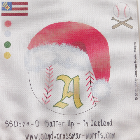 Batter Up - in Oakland
