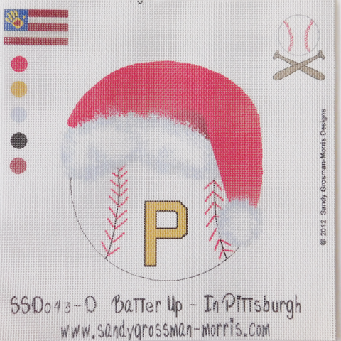 Batter Up - in Pittsburgh