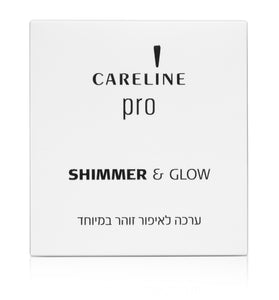 Careline Pro Shimmer and Glow set