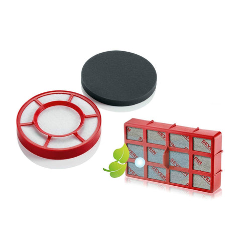 Severin Bagless Vacuum Cleaner Replacement Filter Set