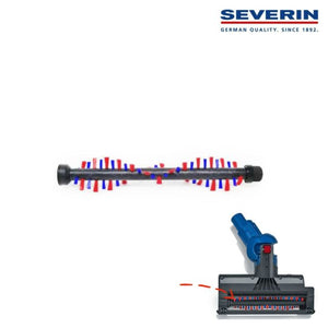 Severin Germany Replacement Brush Roller and Clip For HV7158
