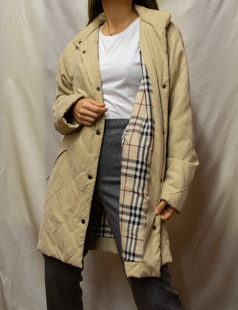 Burberry Coat in Beige  - Original