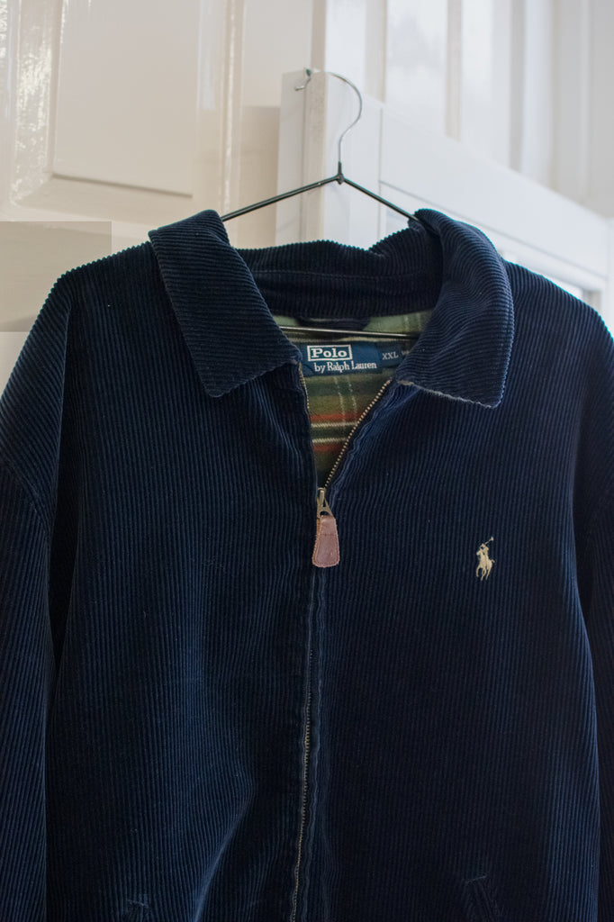 Polo Ralph Lauren Blue Coat