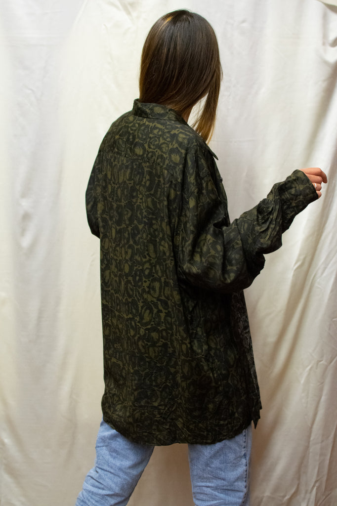 Vintage Adolfo Dominguez Oversized Sleeved Shirt