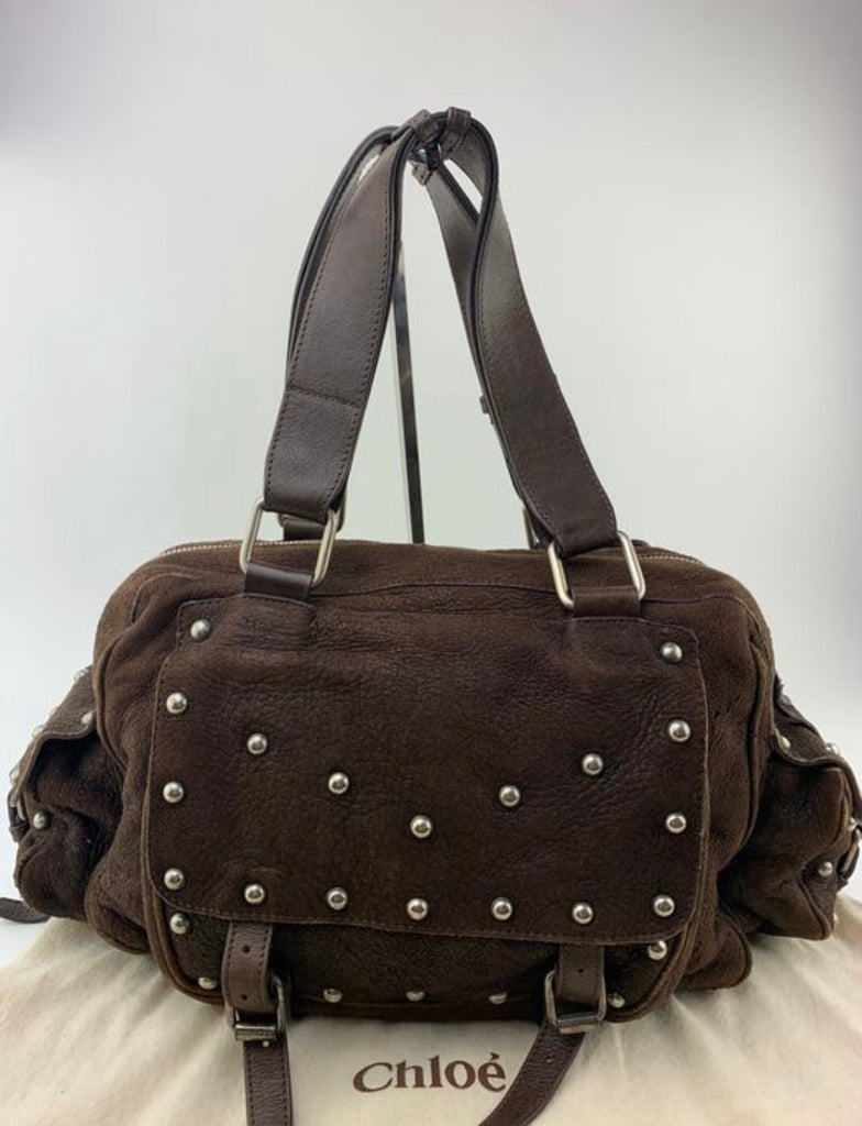 Chloé Classic Brown Leather Bag