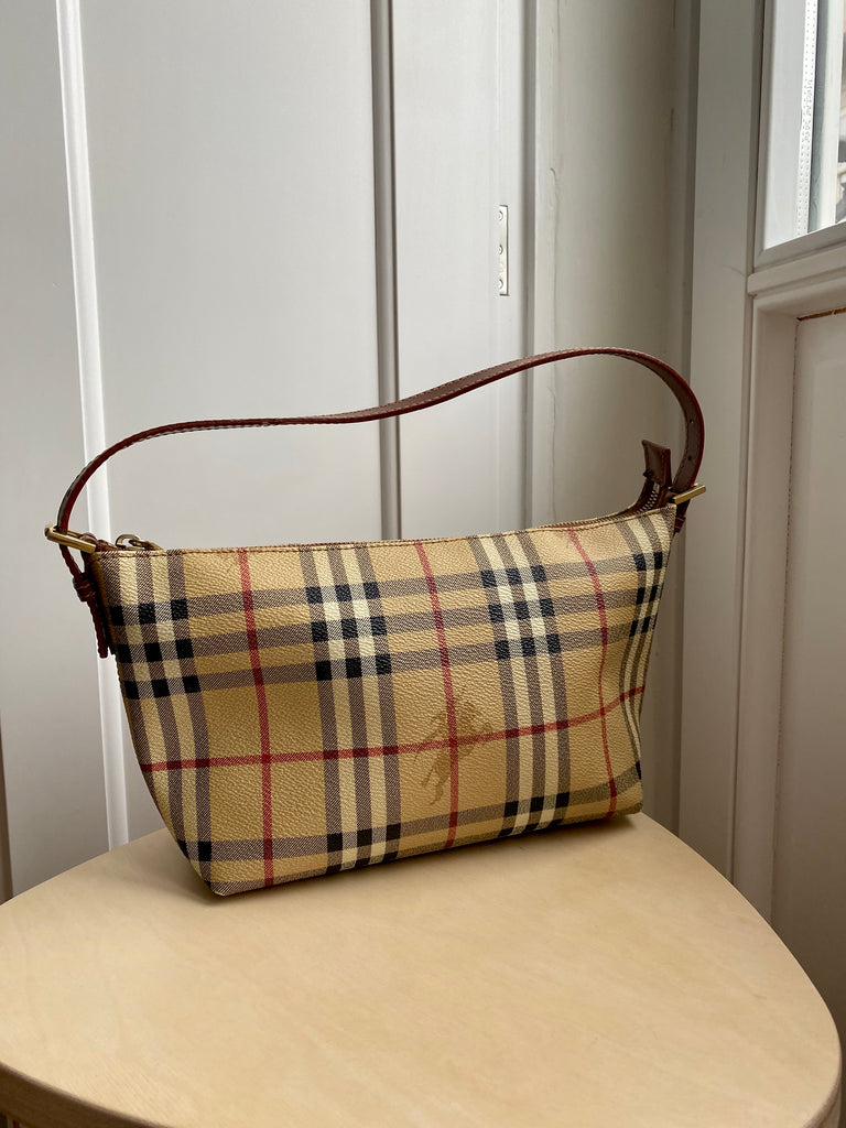 Burberry Baguette Bag - excellent condition