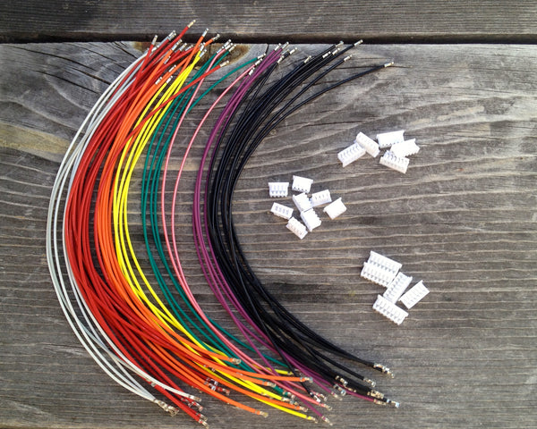 Lisa/M Wire + Connector Assortment (Full)