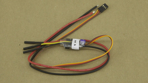 Quadshot ESC Short Lead