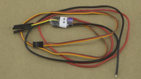 Quadshot ESC Long Lead