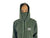 Army Green Masked Hoodie * Purchase one size above
