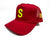 Mighty S Red & Yellow Trucker Hat
