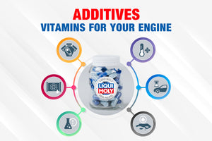 Additives - Vitamins for your engine