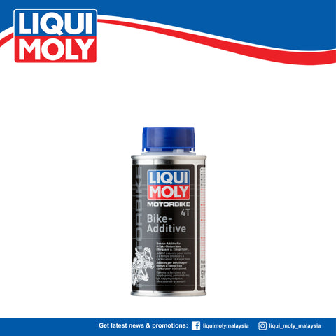 LIQUI MOLY MOTORBIKE 4T BIKE ADDITIVE 1581 (125ml)
