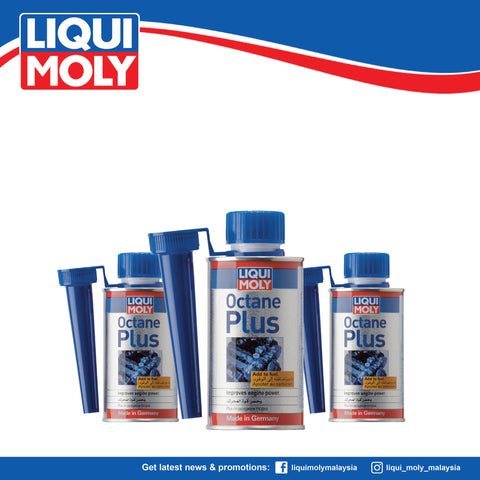 Liqui Moly Octane Plus 2956 (SUPER BUNDLE DEAL)