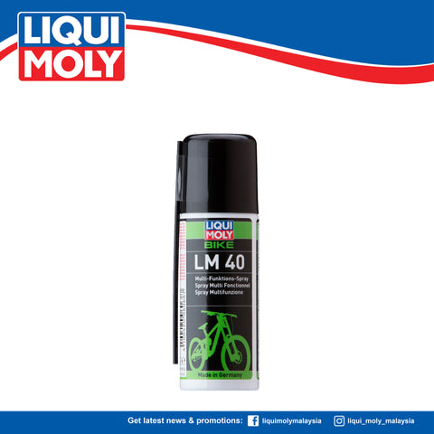 LIQUI MOLY BICYCLE LM 40 MULTI-PURPOSE SPRAY 6057 (50ml)