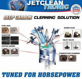 Liqui Moly JetClean Tronic Service (Diesel Car over 2,000 cc) Deep Carbon Cleaning Solution