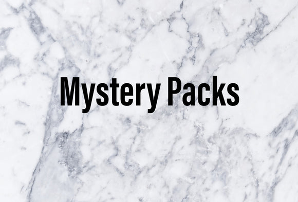 Large mystery packs