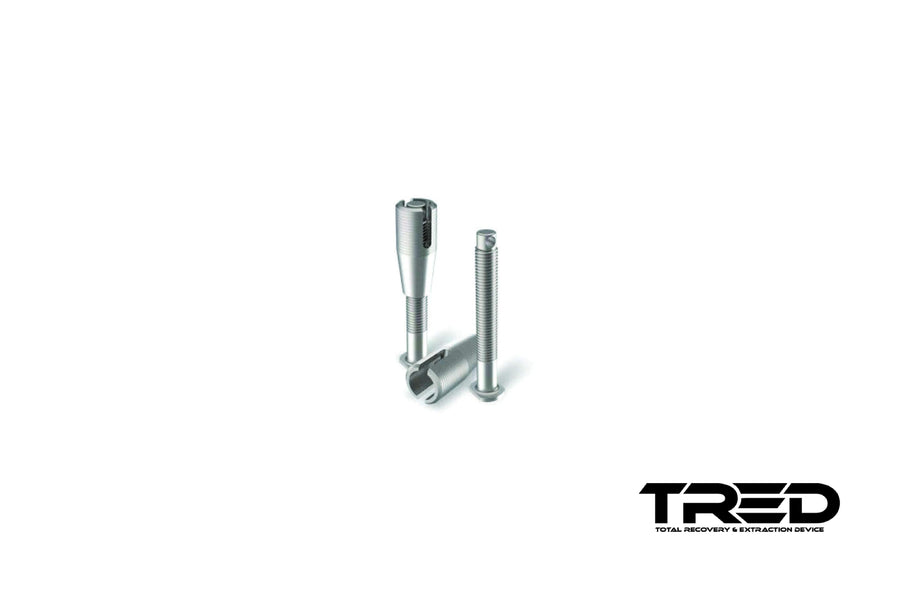 TRED Threaded Mounting Pins