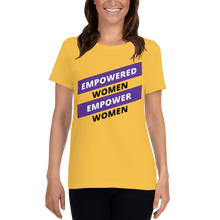 Load image into Gallery viewer, EMPOWERED WOMEN EMPOWER WOMEN | Women's T-Shirt