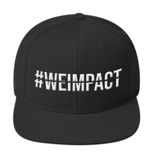 Load image into Gallery viewer, #WEIMPACT - Snapback Hat | Unisex Cap