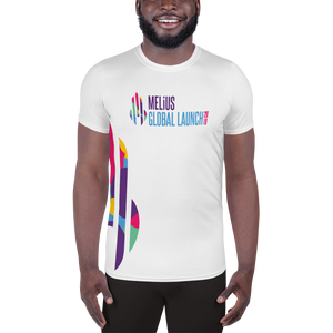 MELiUS Global Launch | Men's Athletic T-shirt