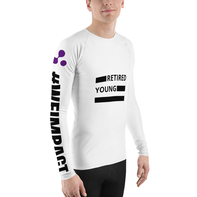 RETIRED YOUNG | Men's Long Sleeve