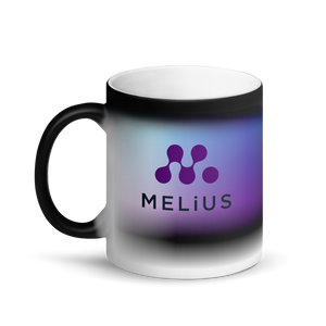 MELiUS Black Magic Mug | Coffee Mug