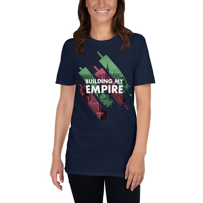 BUILDING MY EMPIRE | Women's T-Shirt