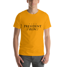 Load image into Gallery viewer, Vice President Run | Light Men's T-Shirt