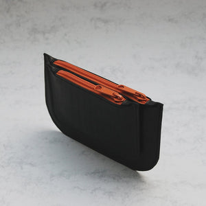 Kayak Collection - Leder Doppeltasche 02