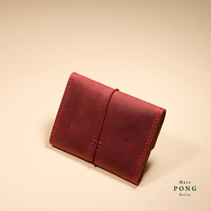 Mitte Collection - Leather Card Coin Wallet