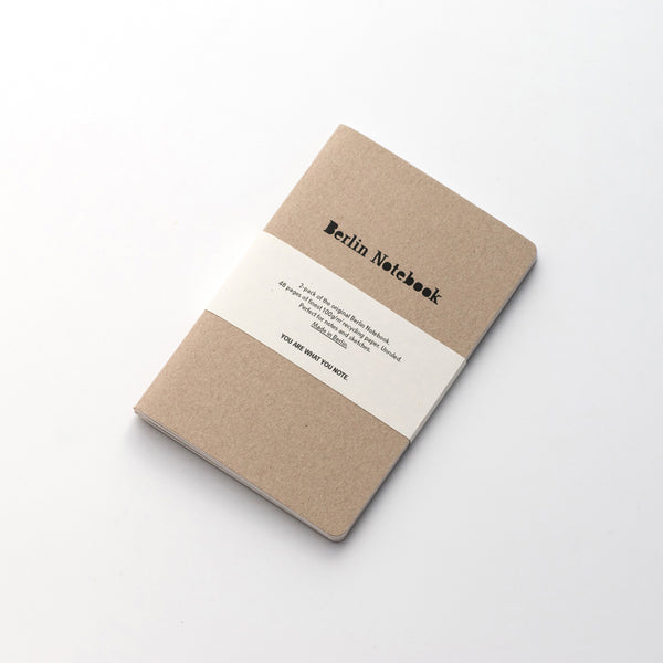 The Original Berlin Notebook 2-Pack