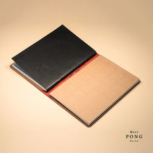 Load image into Gallery viewer, Mitte Collection - A5 Leather Notebook Cover