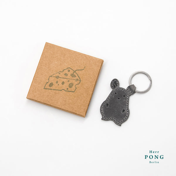 Little Mouse Keychain