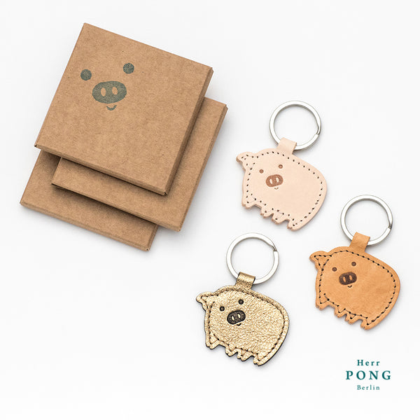 3 Little Pigs Key holder set