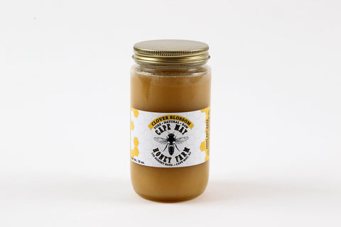 New Jersey Clover Honey