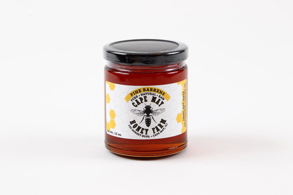 New Jersey Pine Barrens Honey 12oz