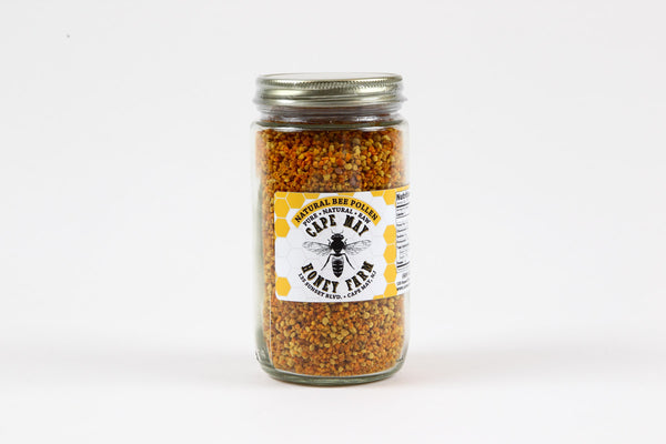 All Natural Bee Pollen 8oz