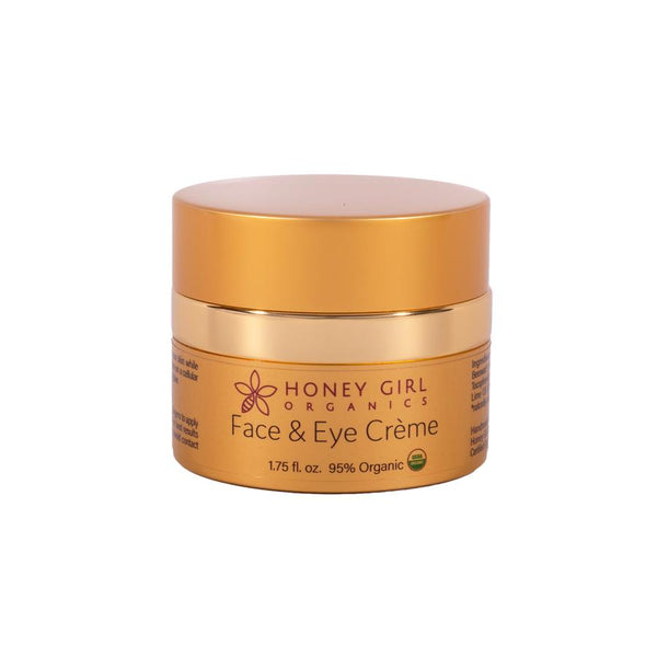 Honey Girl Organics Face & Eye Crème 1.75oz