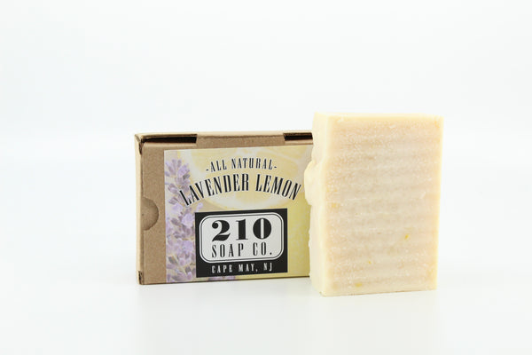 210 Soap Co. Lavender Lemon Soap 4.5oz