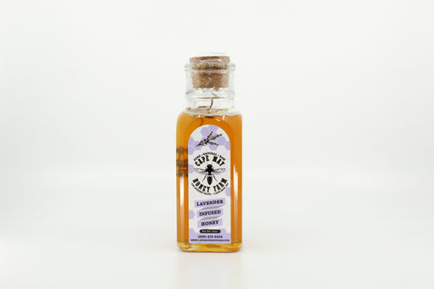 Lavender Infused New Jersey Clover  Honey 16oz