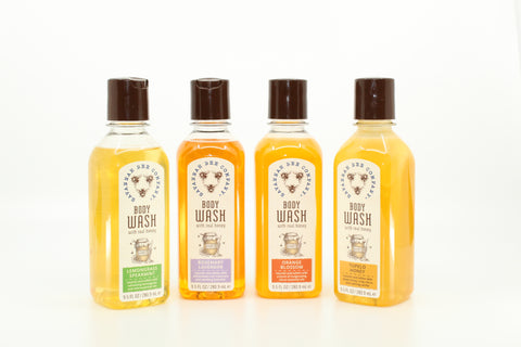 Savannah Bee Co. Honey Body Wash  9.5 oz.
