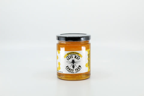 Basswood Honey 12oz.