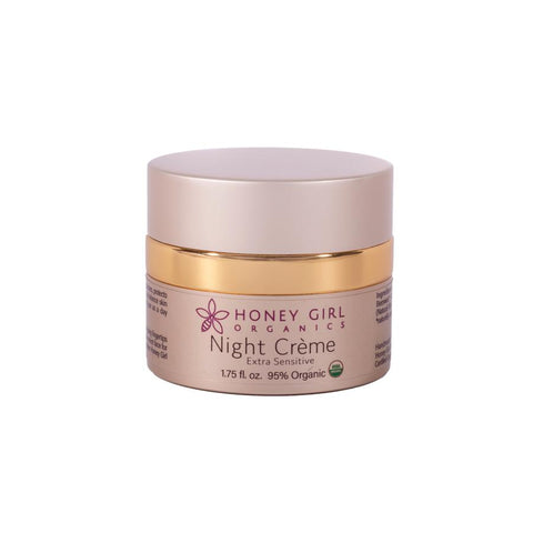 Honey Girl Organics Night Crème