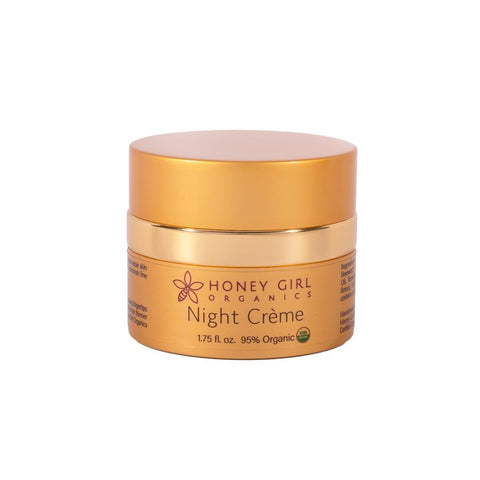 Honey Girl Organics Night Crème 1.75oz