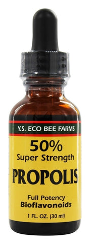 Y.S. Eco Bee Farms 50% Propolis Tincture